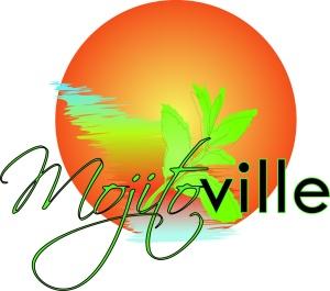 Mojitoville Logo for restaurant in Miami area
